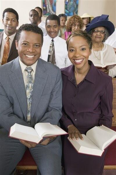 Christian singles at Church