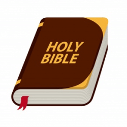 Holy Bible, the word of God.